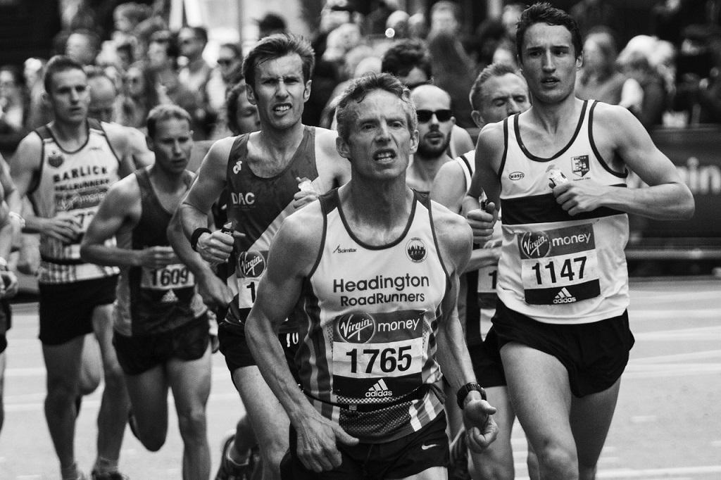 トレーニングはウルトラマラソンのよう