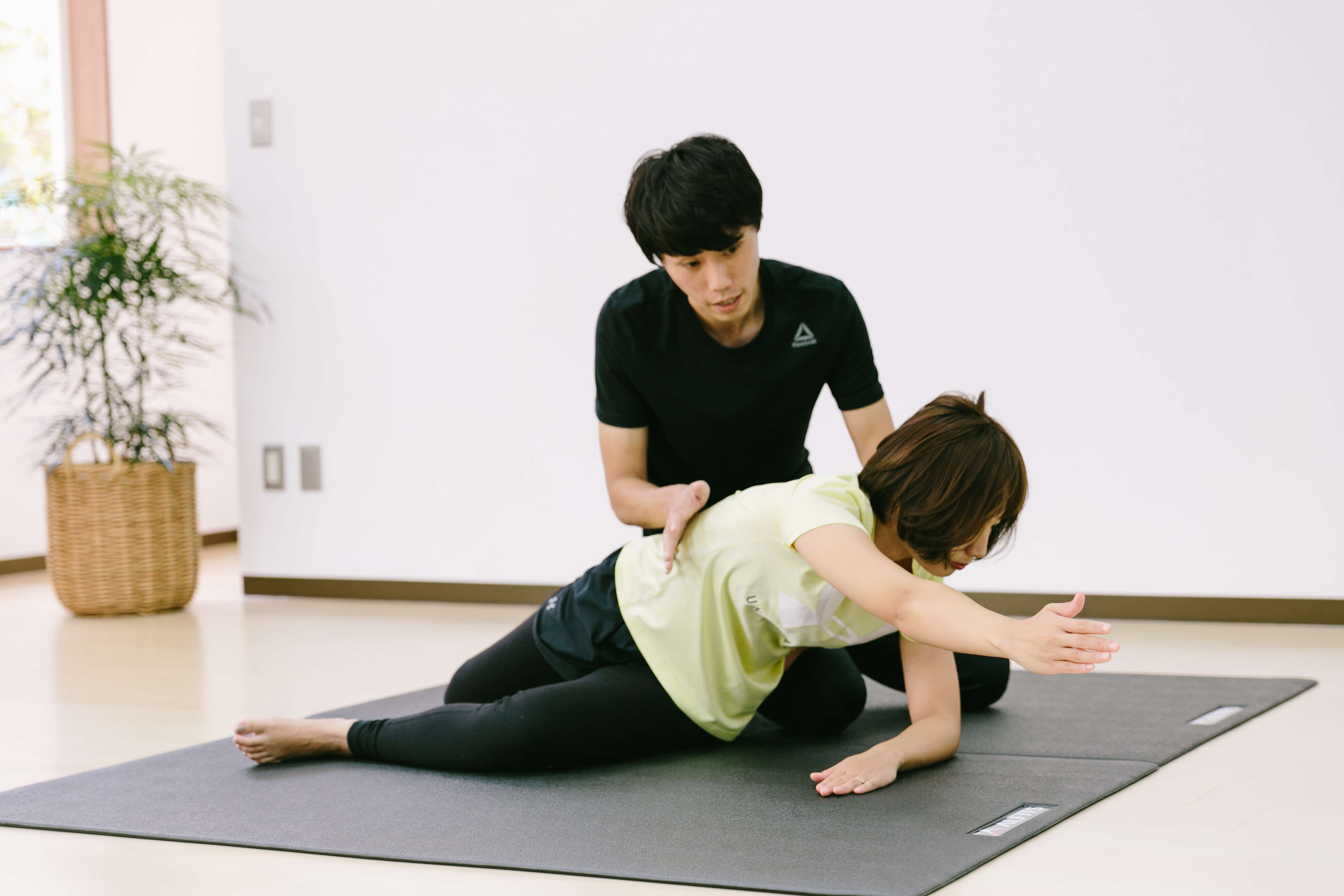 ノームコアトレーニングの画像