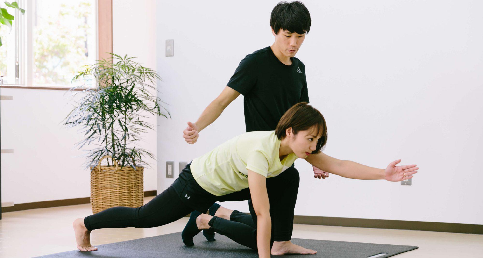 Normcore Training|福山で猫背改善から始めるパーソナルトレーニング